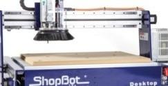 Découpe contrôle numérique ShopBot Desktop