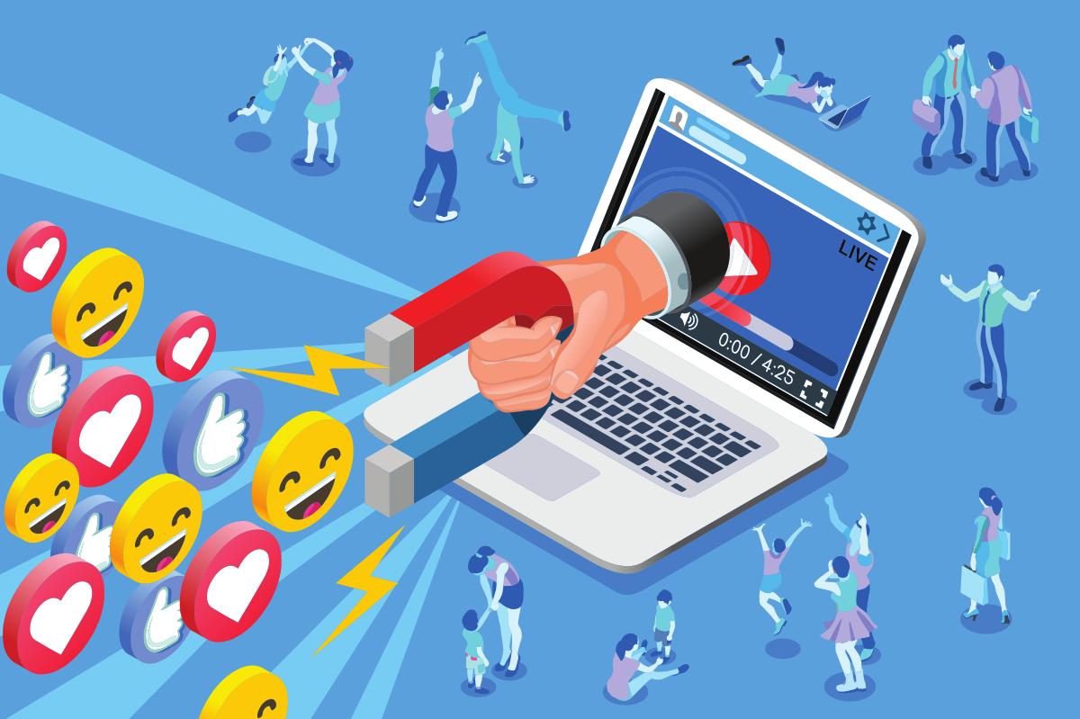 Stratégies réseaux sociaux