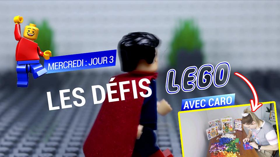 Défi Lego jour 3