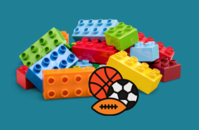 Défis Lego sportifs