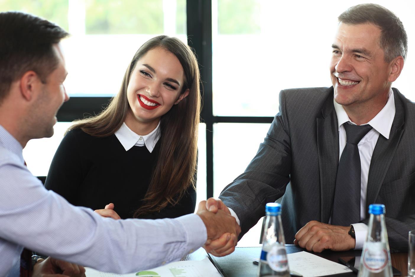 Affaires et clients
