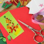Cartes de Noël artistiques - Groupe 1 (27 novembre)