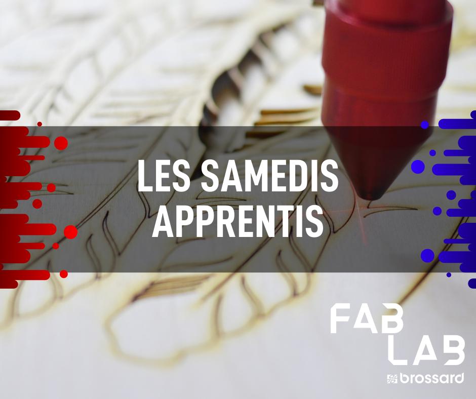 Fab lab samedis apprentis