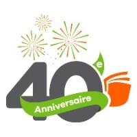 Logo 40e anniversaire