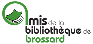 Logo Amis de la Bibliothèque de Brossard